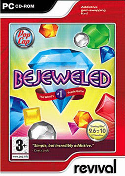 Bejeweled PC Games and Downloads Cover Art