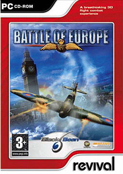 Battle of Europe PC Games and Downloads Cover Art