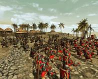 Imperium Romanum screen shot 2