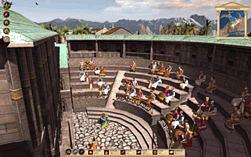 Imperium Romanum screen shot 3