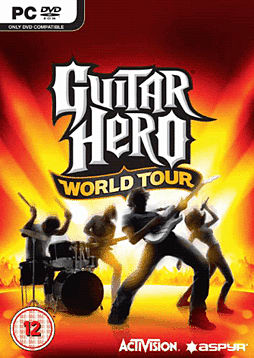 Guitar Hero World Tour PC Games and Downloads Cover Art
