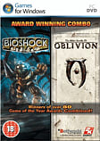 Oblivion and BioShock Double Pack PC Games and Downloads