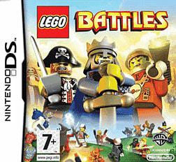 LEGO Battles DSi and DS Lite
