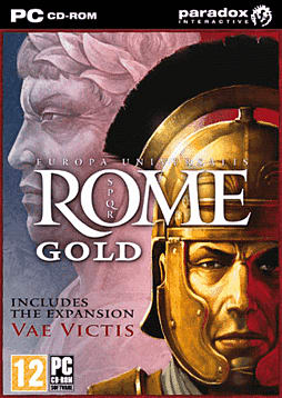 Europa Universalis Rome Gold Pack PC Games and Downloads Cover Art