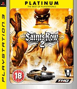 Saints Row 2 Platinum PlayStation 3