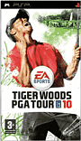 Tiger Woods PGA Tour 2010 PSP