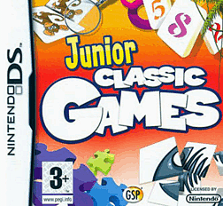 Junior Classic Games DSi and DS Lite Cover Art