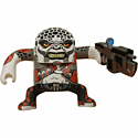 Gears Of War Locust Grenadier Batsu Figure Accessories