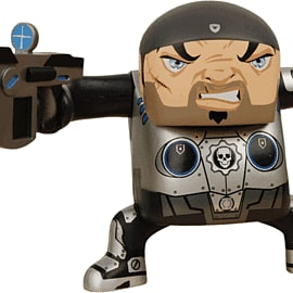 Gears of War Figure: Marcus Fenix Toys and Gadgets