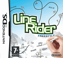 Line Rider: Freestyle DSi and DS Lite