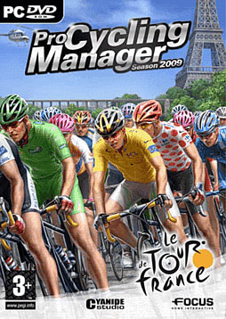 Pro Cycling Manager 2009 PC Games and Downloads Cover Art