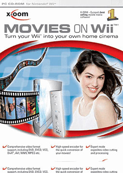 X-oom MOVIES On Wii PC Games and Downloads