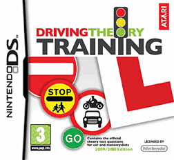 Driving Theory Training 2010 Edition DSi and DS Lite Cover Art