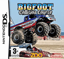 Big Foot: Collision Course DSi and DS Lite Cover Art