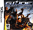 GI Joe: The Rise of the Cobra DSi and DS Lite