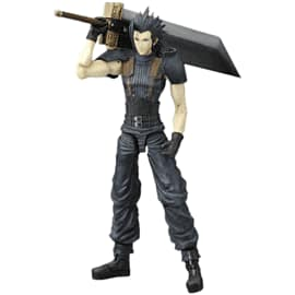 Final Fantasy VII Crisis Figure Zack Toys and Gadgets 