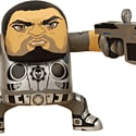 Gears Of War Dominic Santiago Batsu Figure Toys and Gadgets