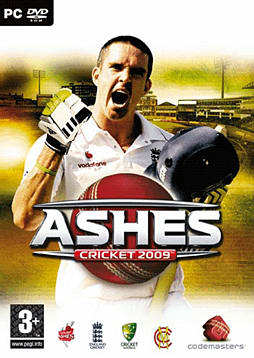 Ashes Cricket 2009 PC Games Cover Art