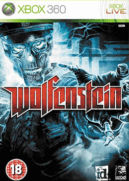 Wolfenstein Xbox 360 Cover Art