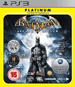 Batman: Arkham Asylum PlayStation 3