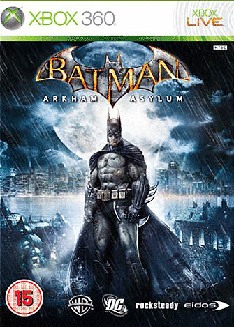 The Dark Knight rises in Batman: Arkham Asylum on Xbox 360 at GAME