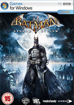 Batman: Arkham Asylum PC Games and Downloads Cover Art