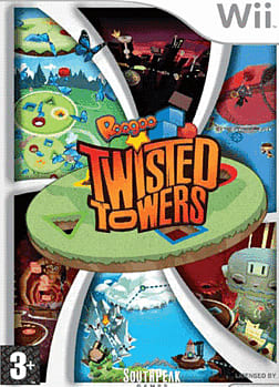 Roogoo: Twisted Towers Wii