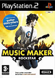 Music Maker Rockstar PlayStation 2