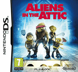 Aliens in the Attic DSi and DS Lite
