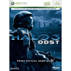 Halo 3 ODST Strategy Guide Strategy Guides and Books