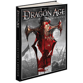 Dragon Age Origins Collectors Edition Strategy Guide Strategy Guides and Books