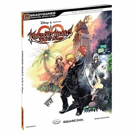 Kingdom Hearts 358/2 Strategy Guide Strategy Guides and Books