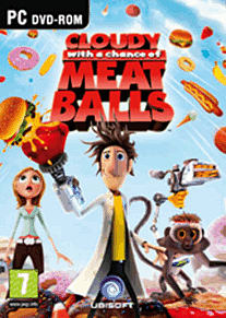 Cloudy with a Chance of Meatballs PC Games and Downloads Cover Art