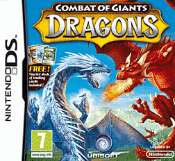 Combat of Giants: Dragons DSi and DS Lite Cover Art