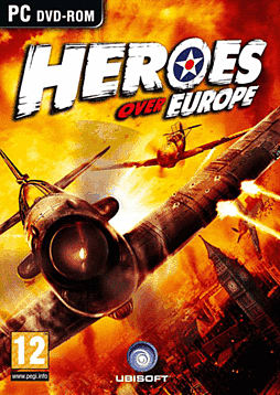 Heroes over Europe PC Games and Downloads Cover Art