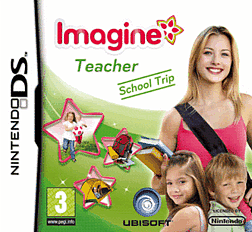 Imagine Teacher: School Trip DSi and DS Lite Cover Art