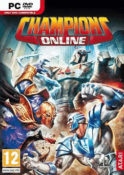 Champions Online PC Games and Downloads