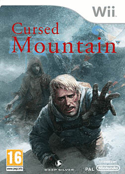 Cursed Mountain Wii Cover Art