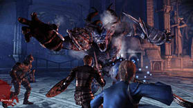 Dragon Age: Origins screen shot 1