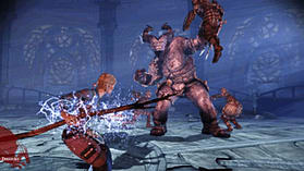 Dragon Age: Origins screen shot 2