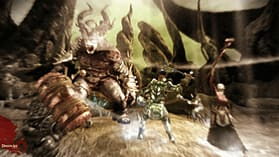 Dragon Age: Origins screen shot 3