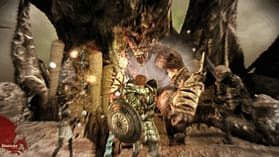 Dragon Age: Origins screen shot 4