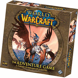 World of Warcraft Adventure: The Boardgame Toys and Gadgets