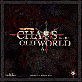 Warhammer Chaos in the Old World: The Boardgame Toys and Gadgets