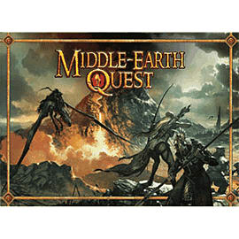 Middle Earth Quest: The Boardgame Toys and Gadgets 
