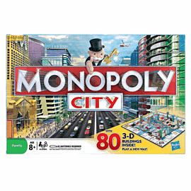 Monopoly City Toys and Gadgets