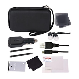 Gamestation DSi Travel Pack Black Accessories