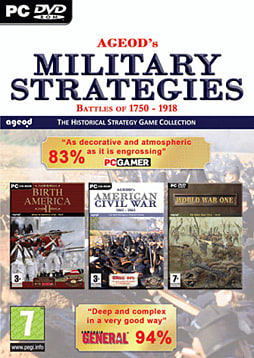 AGEOD Strategy Collection: Battles of 1750-1865 PC Games and Downloads Cover Art
