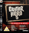 Guitar Hero 5 (Guitar Pack) PlayStation 3