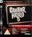 Guitar Hero 5 (GAME Exclusive Guitar Pack) PlayStation 3